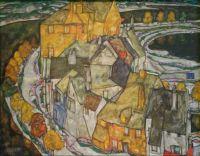 Crescent_of_Houses_II_(Island_Town)_Egon_Schiele_1915