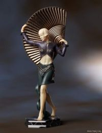 Art Deco Figurine