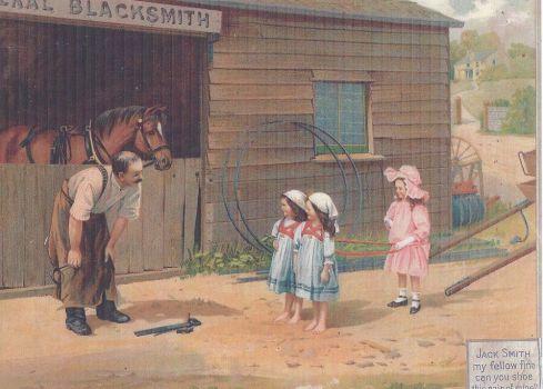 Vintage Postcard Advertisement #2