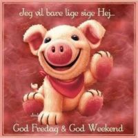 God weekend