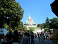 Sacré-Couer in Paris