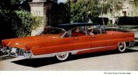 1956 LINCOLN PREMIER AD