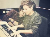 Harry and Louis<3