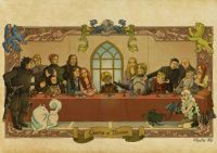 Game of Thrones Last Supper