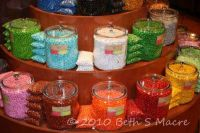 Colorful Jars of ?