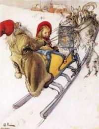Kersti's Sleigh Ride