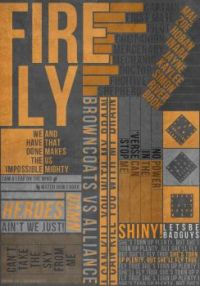 Firefly Typography Poster 2 by thermamunefizz @ DevianArt