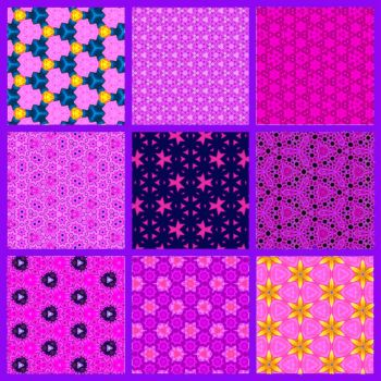 Pink Collage for Ardy: Small