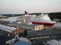 Turku Harbor, Finland