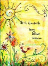 Think Abundantly...