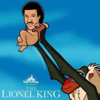Lionel Ritchie as a small child...