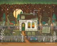 Mary Charles-fern-cottage