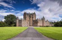 Glamis Castle, Angus, UK