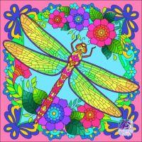 Fantasy Dragonfly