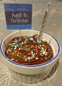 Aged to Perfection Chocolate Mousse