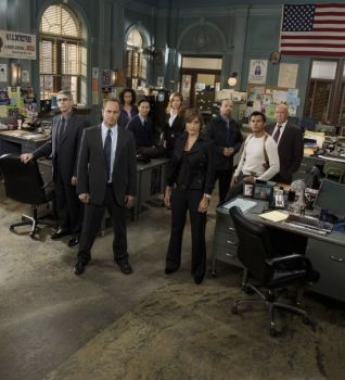 Cast of SVU from the Stabler years