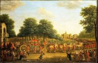 George III's Procession to the Houses of Parliament