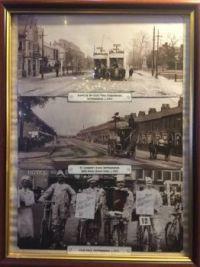 Olden days in Northampton