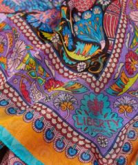 Liberty of London Paisley Scarf
