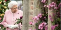 THE QUEEN VISITS THE CHELSEA FLOWER SHOW 2018