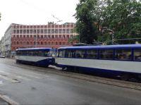 Trams in Riga, Latvia