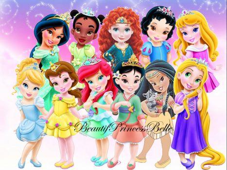Toddler Princesses