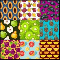 Fruit patterns 22