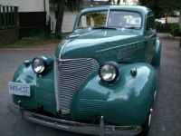 Theme - Automobiles - 39 Chev Coupe
