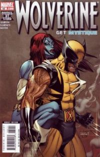 Wolverine gets Mystique