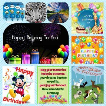 Happy Birthday Dear Teamac & Mrsmike