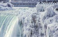 Icy Niagara
