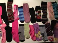 Life is full of single socks