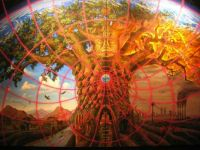 Alex Grey: Gaia (Tree of Life)