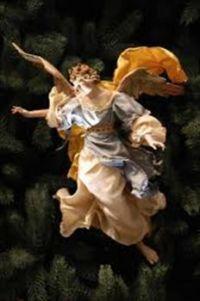 Baroque Angel at the MET