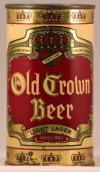 Old Crown Beer - Lilek #589