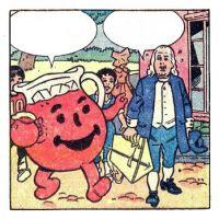 Kool Aid & Benjamin Franklin