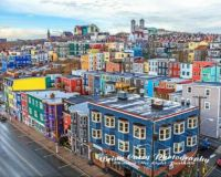downtown St. John's NLD