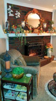 Autumn Mantle