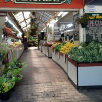 STirling, AU food market