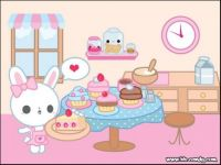 Bunny's Baking (Easy)
