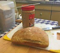 Making Kossamu's bread: Try #2 - modest success