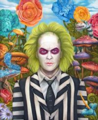 Beetlejuice in Wonderland Nicky Barkla