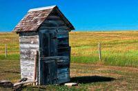 Themes: Outhouse Prairie Style