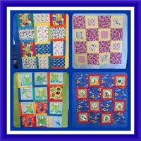 More of My Linus Quilts. Smaller.