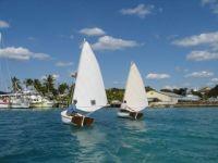 Abaco sailing dinghys Man O War Cay