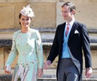 Pippa Middleton Came Dressed as Tea.