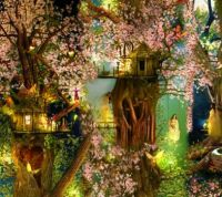 fairy-tales-queen-tree-house-little-creatures-fantasy-world-images