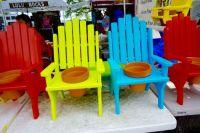 chair pots