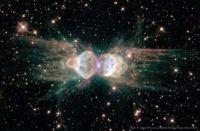 """""""Planetary Nebula Mz3: The Ant Nebula"""""""