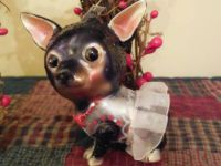 My Molly the Chihuahua Ornament!